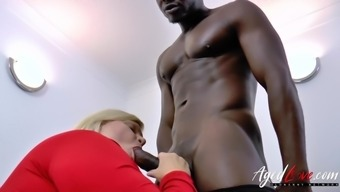 Agedlove Lacey Pro Interracial Extreme Anus