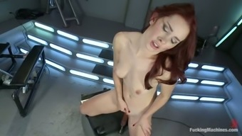 Track Jordan Gets Her Exciting Genitals Drilled By A Equipment