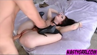 The Lord Rattling A Creampied Ufirst Renee Is Heated As Fuck