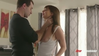 Fascinating Youngster Is Fucked By Effectively Supplied Fucker James Deen