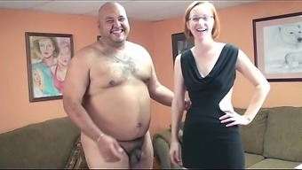 Milf Layla Gives A Bad Fats Man By Using A Small Incline One Of The Best Fucking In Which Darryl Ever Had