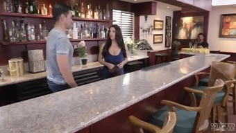Handsome Enthusiast Wants To Practice Angela White'S Gawking Absolutely Adore Hollow