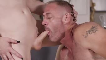 Kinky Shemale Natalie Mars Likes Each Time A Attractive Guy Explodes Her Ass