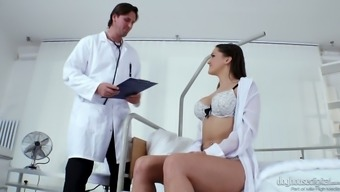 Fucking Hot Czech Infant Barbara Bieber Gets Romantic With Altered Doctor