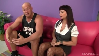 Frank Stud Meeting Hot Carrie Ann Into Lovely His Delicious Penis