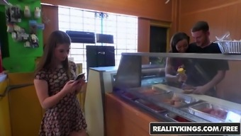 Realitykings - Some Money Discussions - Adrian Maya Alice March Brad Street