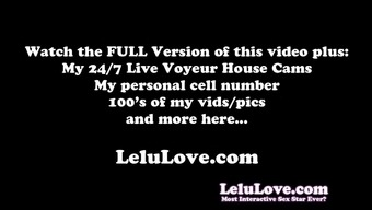Lelu Love-Webcam: Shower Becomes Pregnant Stomach Oiling