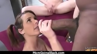Lovely Attractive Mom Getting Most Excellent Raise 30(Thirty)
