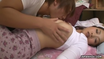 Direct Pussy Of Naughty Wife Koi Miyamura Gets Pricked From Behind Damn Clearly
