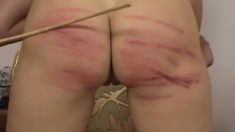 Beautiful Dark Baby Likes To Get Her Ass Abused