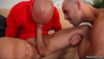 Bill Russo &Amp;_ Troy Michaels Fuck And Persuade