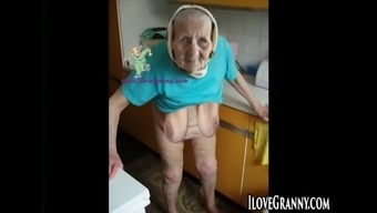 Ilovegranny Do-It-Yourself Older Images Compilation