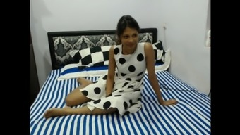 Attractive Great Indian Girl Friend Along With Two Different All Men