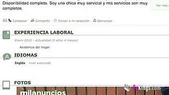 Cuban Lady Offers Herself For 'Cleaning Services' To Jordi